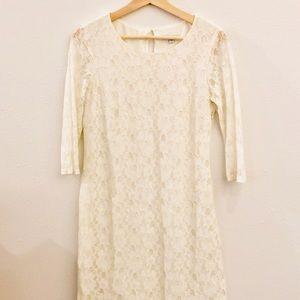 GAP Dress Ivory Size 10